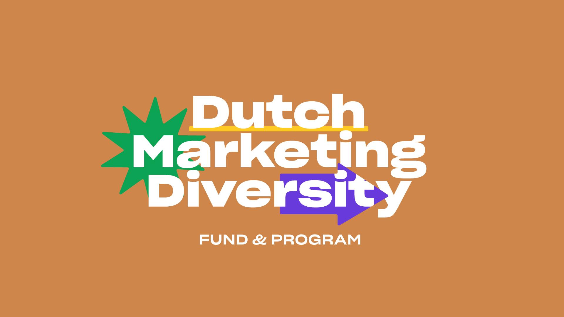 Dutch Marketing Diversity Fund van start met tientallen partners