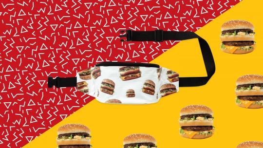 McDonald's fanny pack