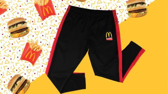 McDonald's broek
