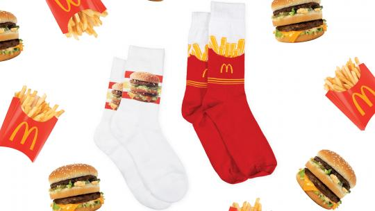 McDonald's sokken