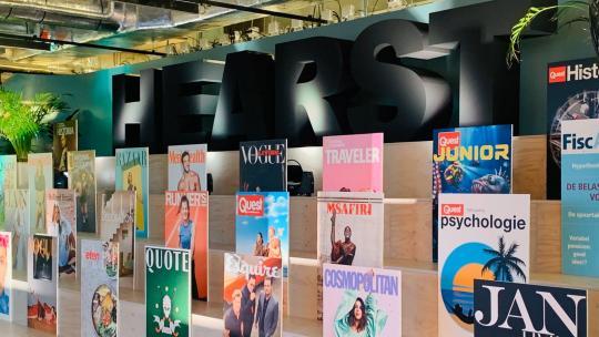 Housewarming Hearst Netherlands