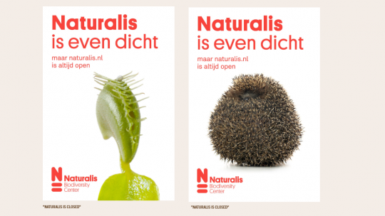 Even dicht-posters