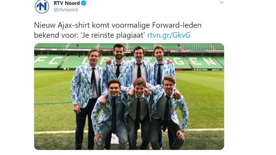 Forward tweet