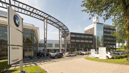 Dubbelsteyn BMW & MINI in Dordrecht