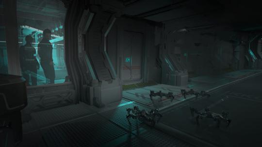 En nog een schets van Operation Pandora