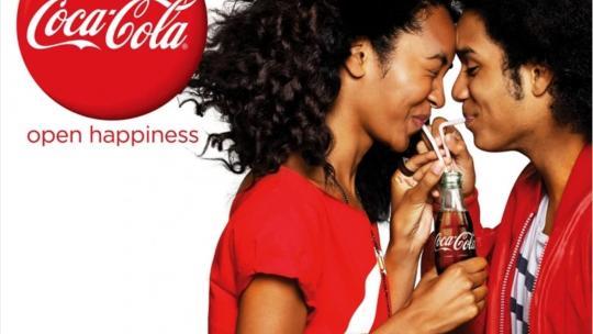 Coca-cola's happiness