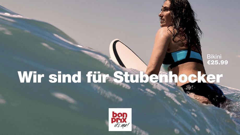 Duitse campagne bonprix