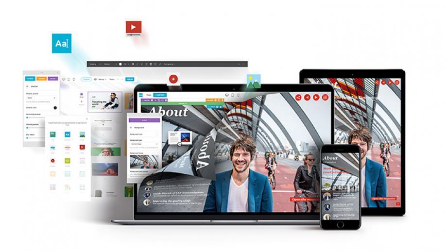 Instant Magazine | Het creatieve platform voor interactieve web content
