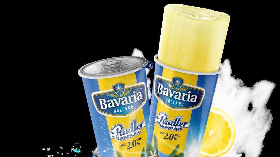Bavaria Radler ijs