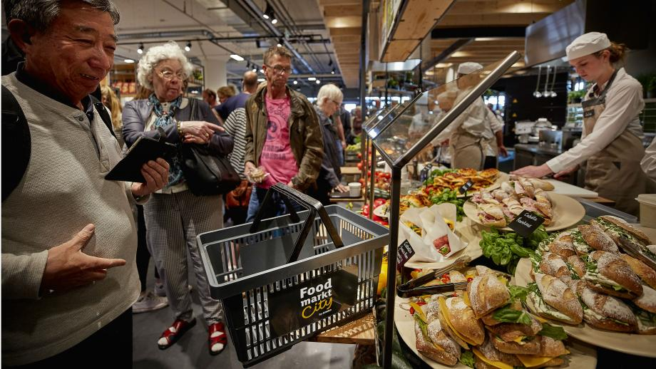 Foodmarkt City by Jumbo