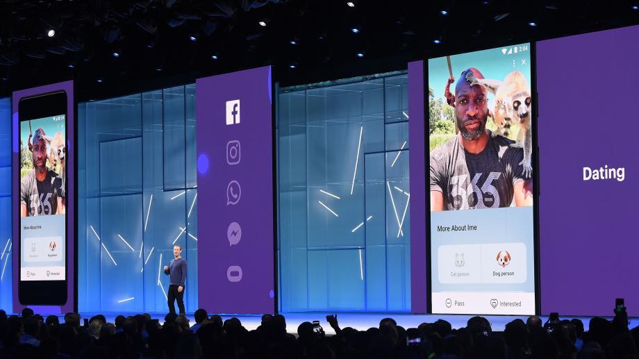 Presentatie daten Facebook