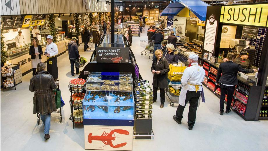 Jumbo Foodmarkt Veghel