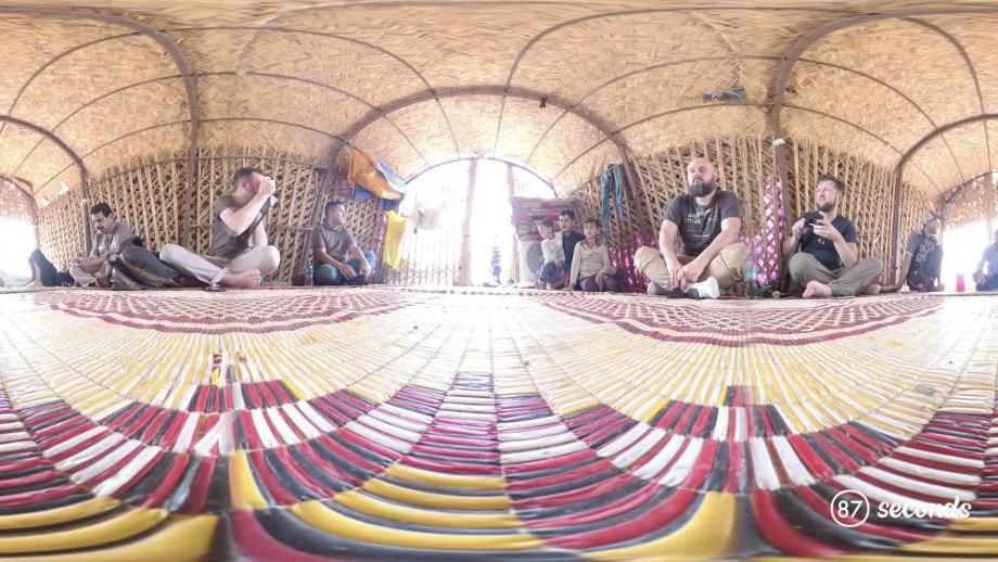 CultureRoad in Irak