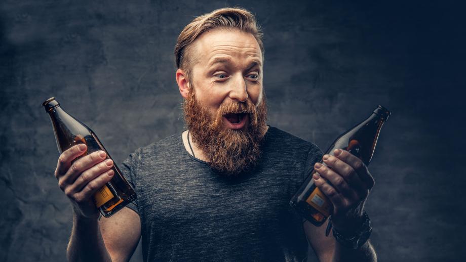 Craft beer = Hipster beer