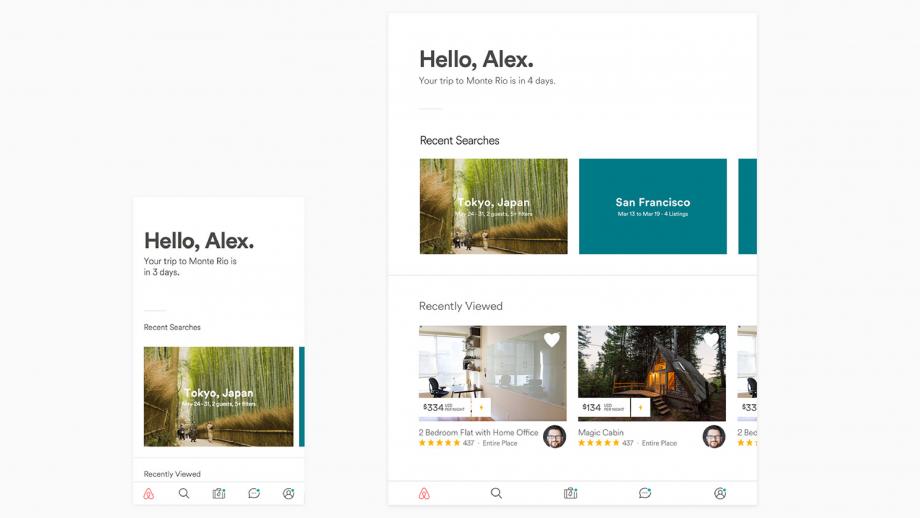 Airbnb Resoluut Adformatie dynamic design system