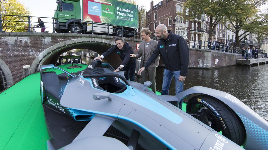 Heineken sponsort Formule E