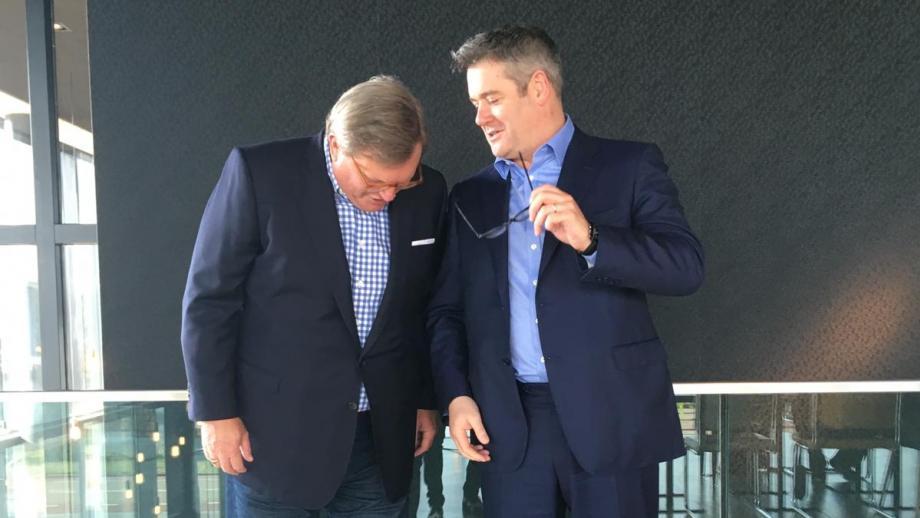 Ronald Voorn meets Mark Ritson