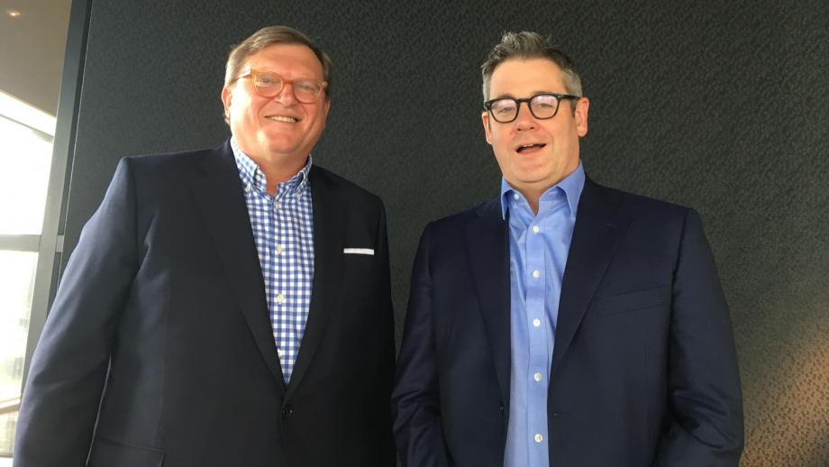Ronald Voorn meets Mark Ritson