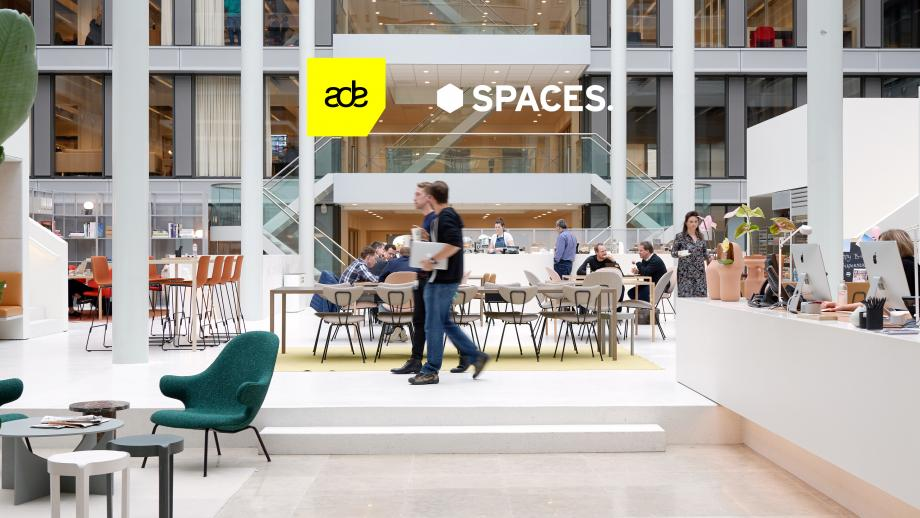Spaces op ADE