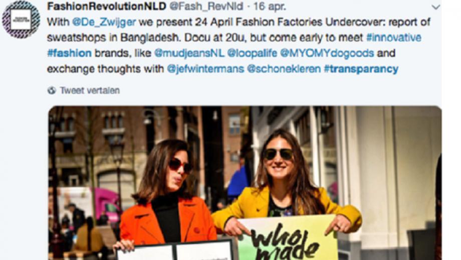Fashion Revoluion Week