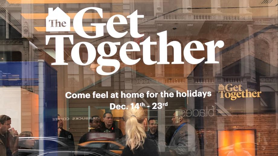 Get Together Portal van Facebook