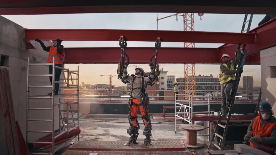 De toekomstige robotmens in de bouw volgens Randstad