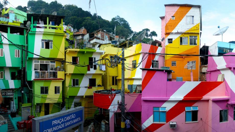 Favela paining
