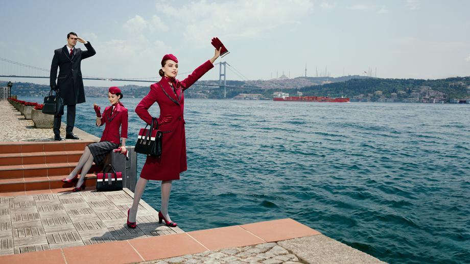 Turkisch Airlines-campagne