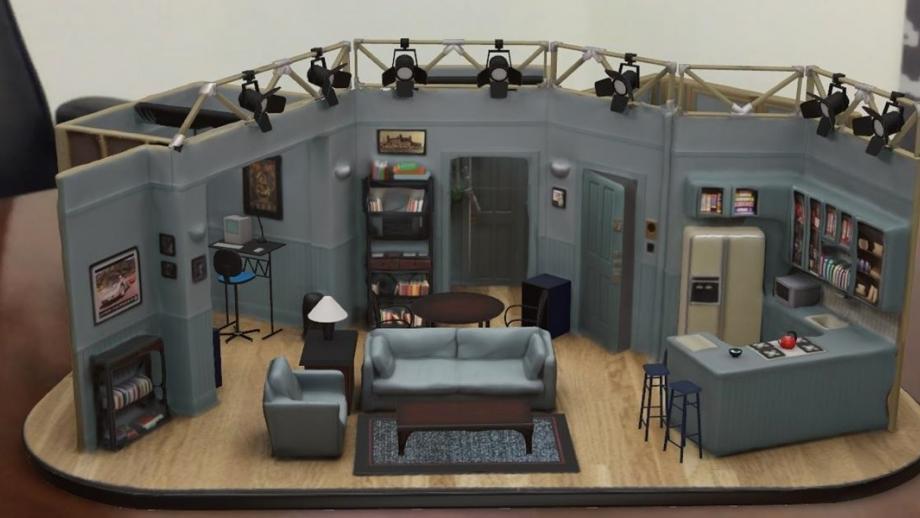het huis van Seinfeld