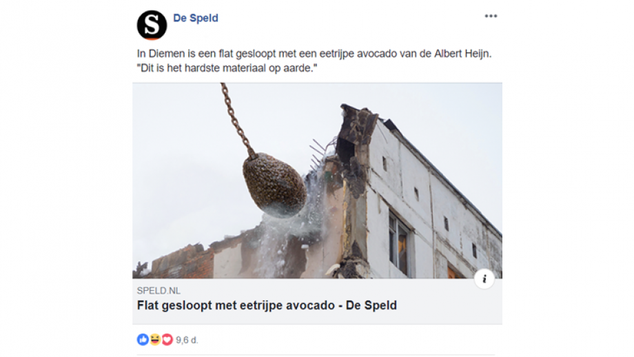 Artikel Speld