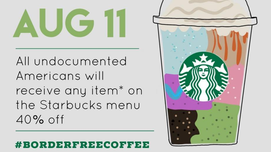 Nedadvertentie Starbucks
