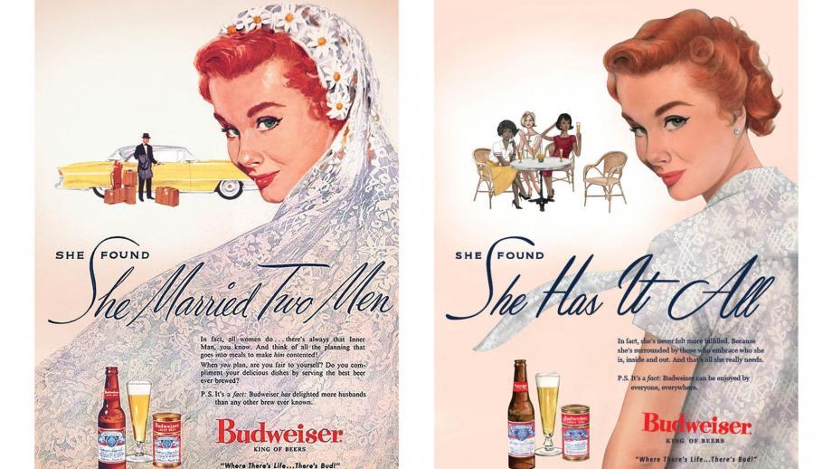 Budweiser-campagne