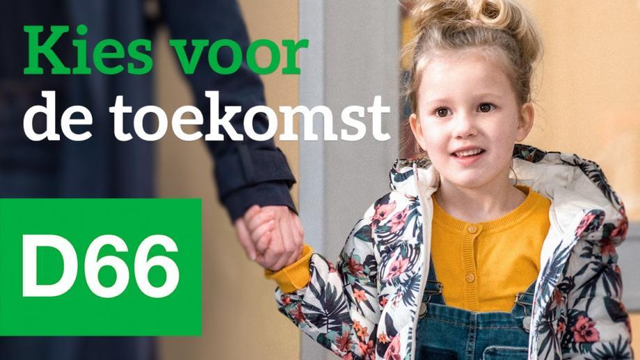 D66-campagnebeeld