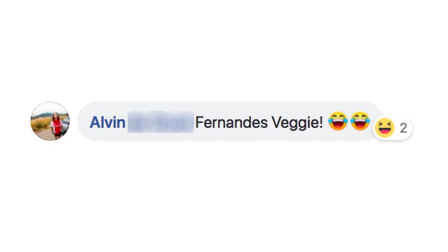 Reactie Alvin