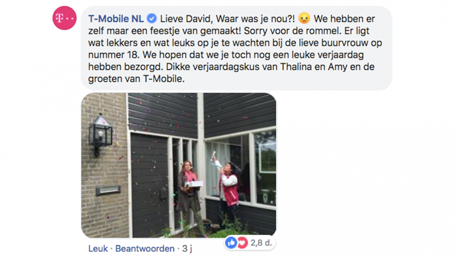 T-mobile 3