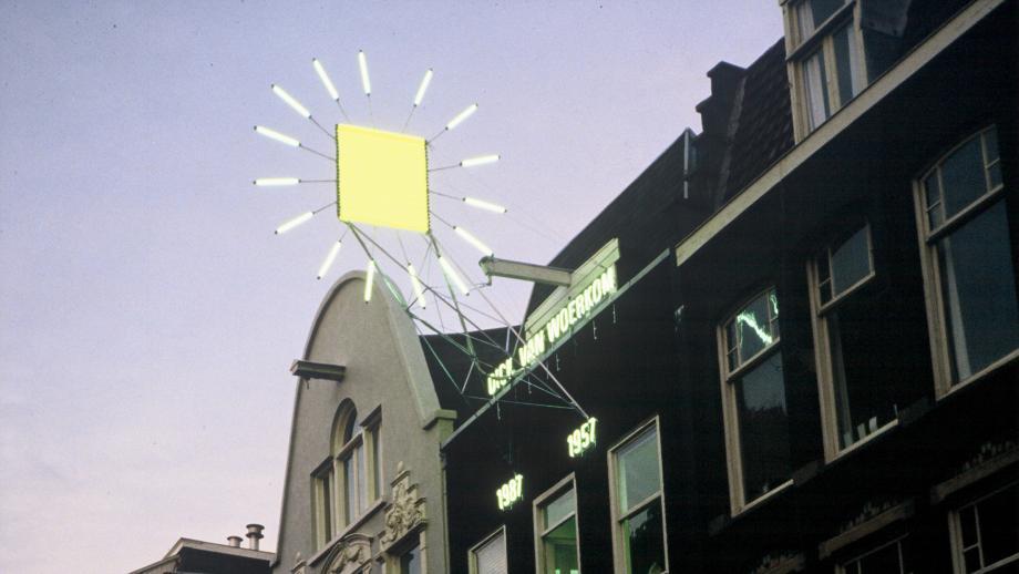 #8: John Körmeling - Vierkante zon
