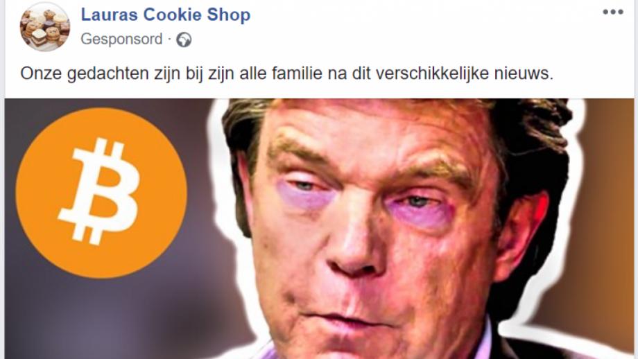 John de Mol bitcoin