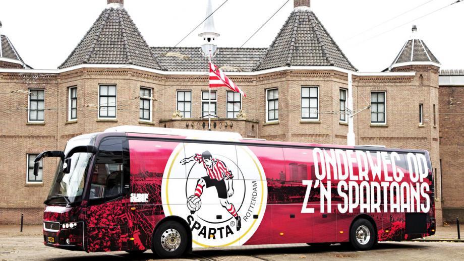 De Sparta bus