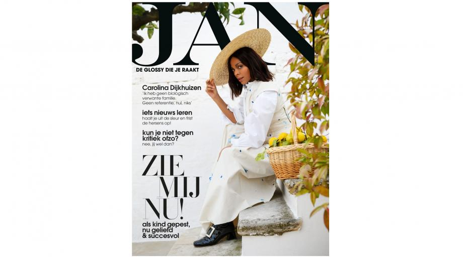 Cover Jan Magazine juni 2019