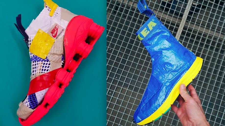 Sneakers van Studio Hagel