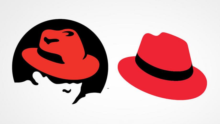 Red hat niew logo