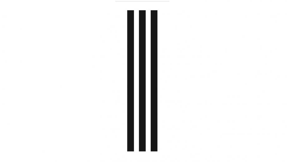 Europese merkregistratie 3-streep adidas nr. 12442166 ongeldig