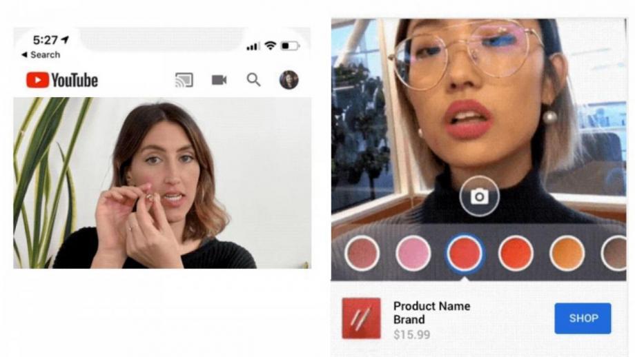 Youtube en AR