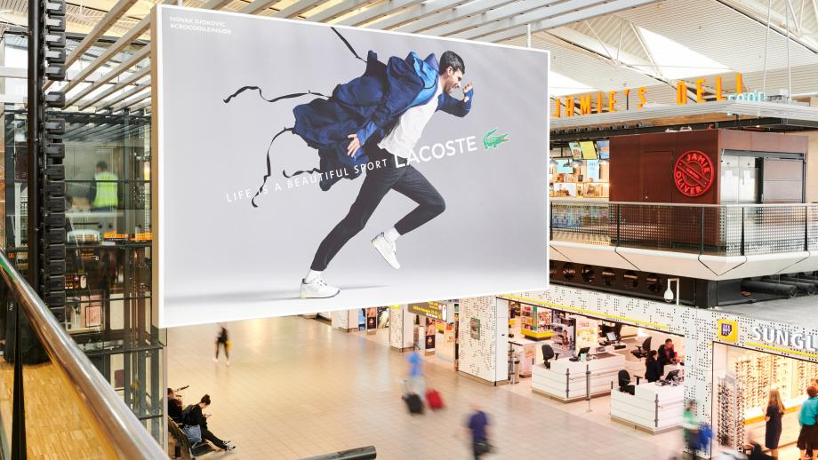 Campagne Lacoste Lounge 3