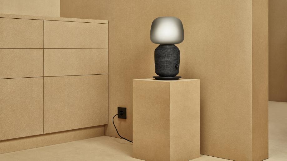 Tafellamp-speaker