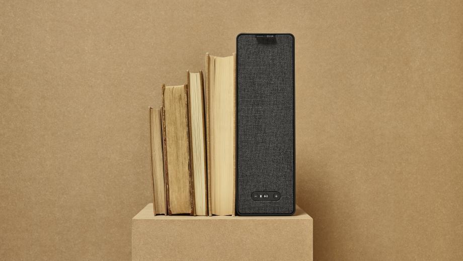Boekenplankspeaker
