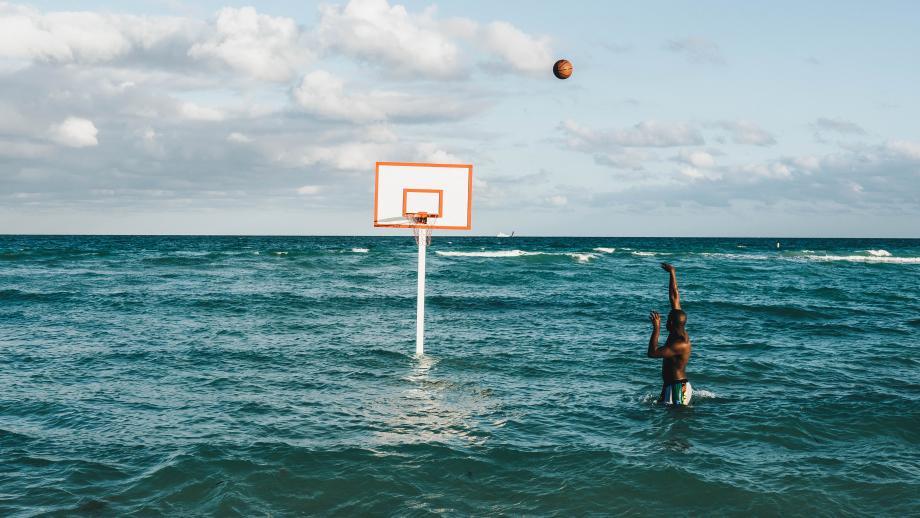 New York Sunshine South Beach Hoop Dreams