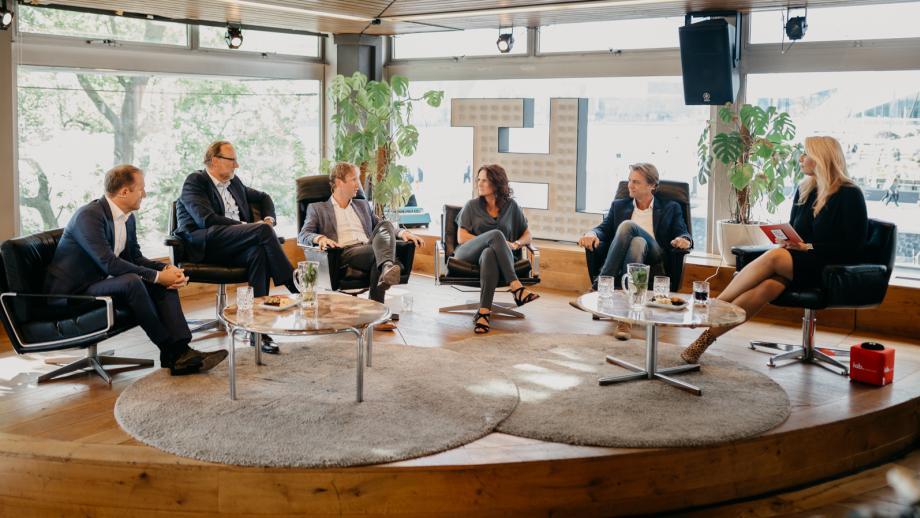 Verhoeven, Van der Harst, Van der Heijden, Koopman, Verschoor en Zwagerman