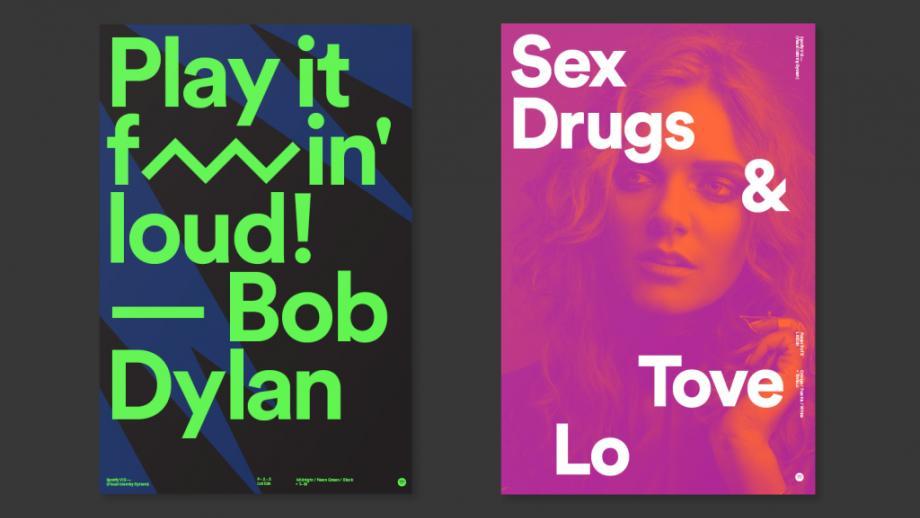 I want my Spotify