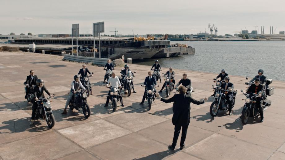 The Motorcycle Symphony